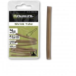 Radical Shrink Tube 2.4mm - 0.8mm Camo Green